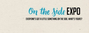 on the side expo header
